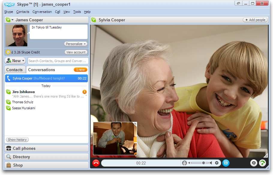 how to get the old skype